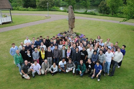 Biophotonics 09 Group Photo