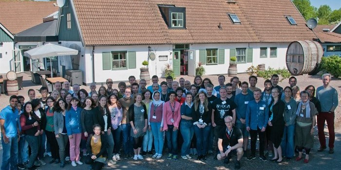 Biophotonics 15 Group Photo